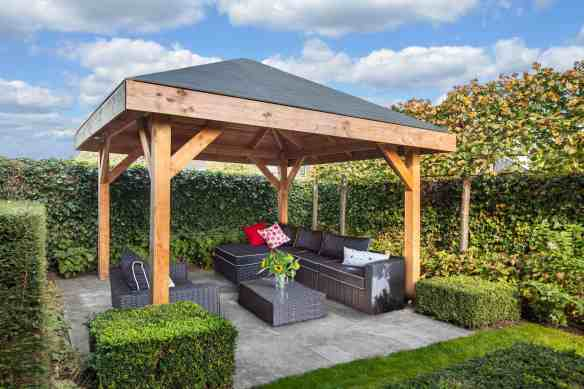 Kos Larch Gazebo