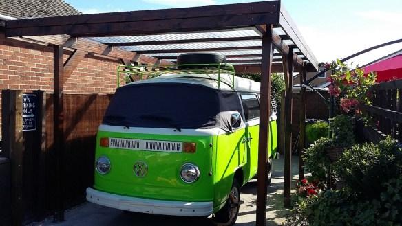 Single Carport