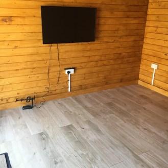 Ulrik Log Cabin Flooring