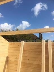 Ulrik Roof Purlin Installation