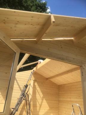 Ulrik Roof Board Installation