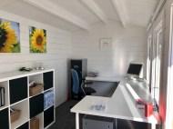 Justine Garden Office