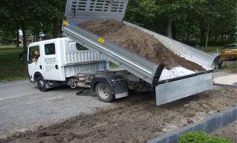 Kleinere vrachtwagens