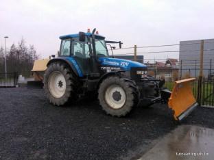 Zware traktor