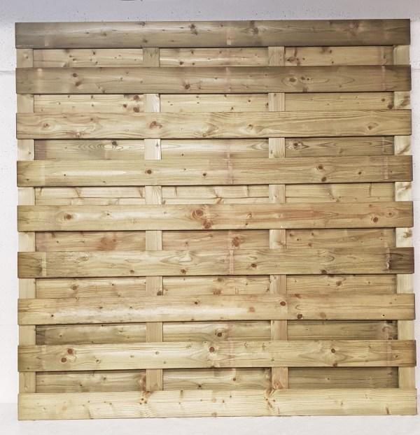 houten scherm tuinscherm windscherm