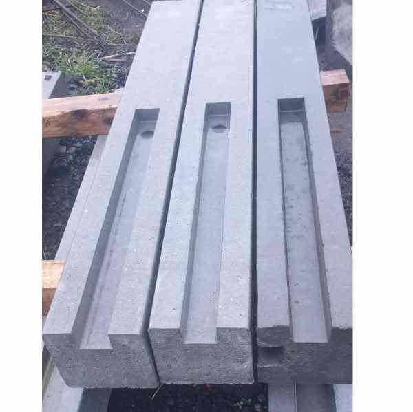 beton gleufpalen korte gleuf