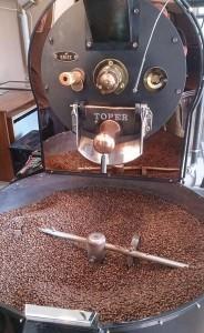 Wypalanie Kawy