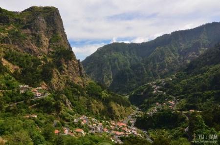 Madera, Madeira, CAURRAL DAS FREIRAS
