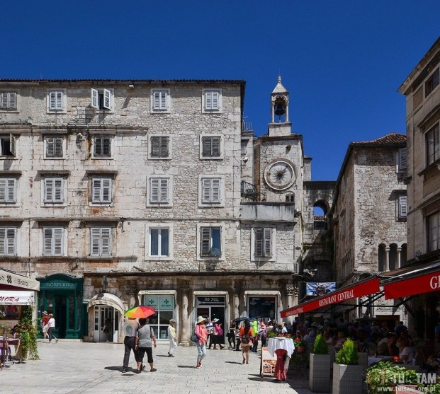 Split - stare miasto