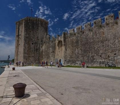 TROGIR - stare miasto, twierdza