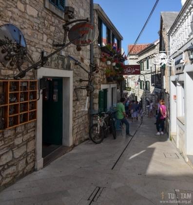 Promosten - stare miasto