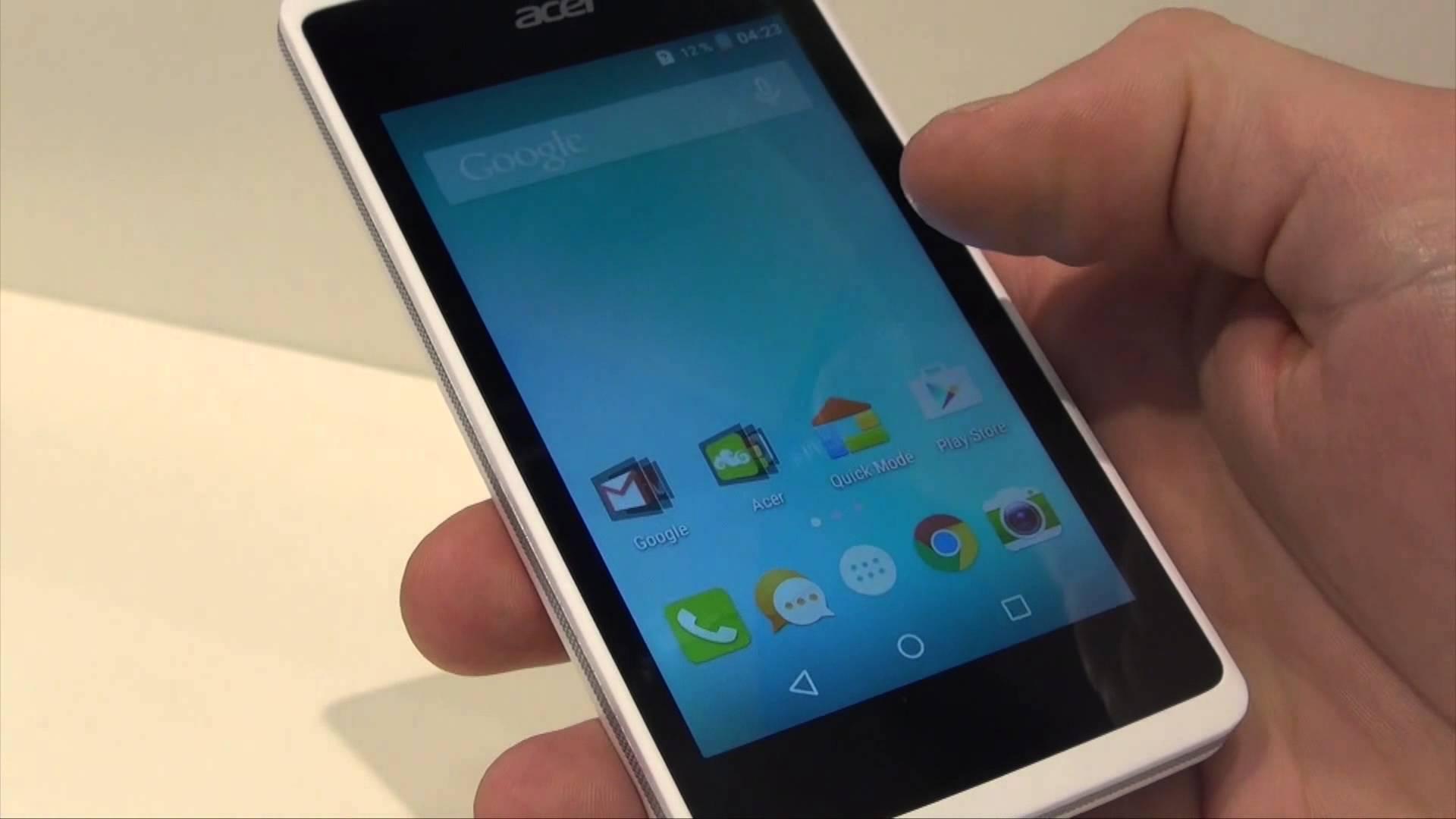 Acer Liquid Z220 Une Entree De Gamme Avec Un Prix A Tout Casser