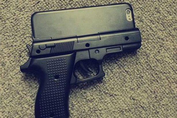 iPhone-gun-case