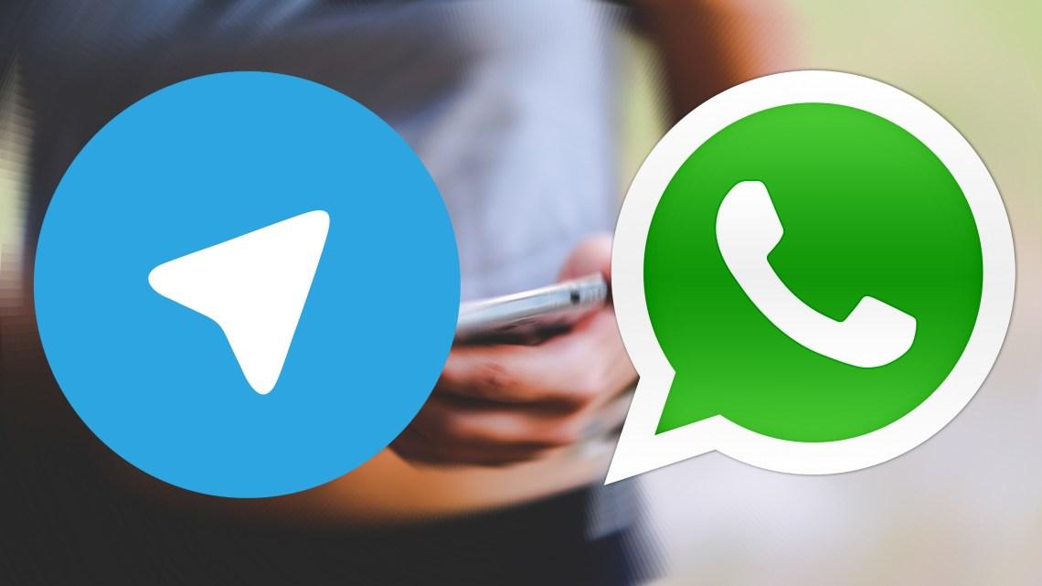 whatsapp-telegram