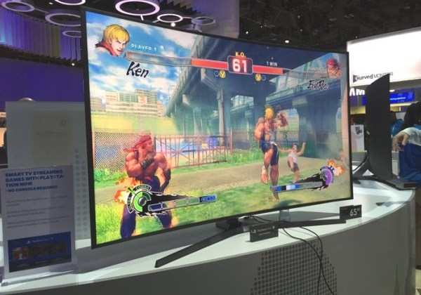 CES_2015_PlayStation_Now_Samsung_TV_1-600x450