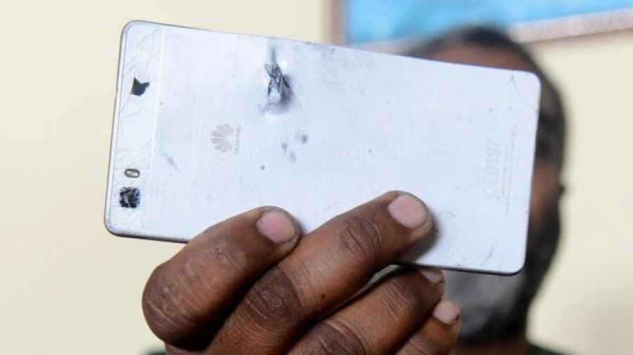 huawei-phone-with-bullet-hole-shown