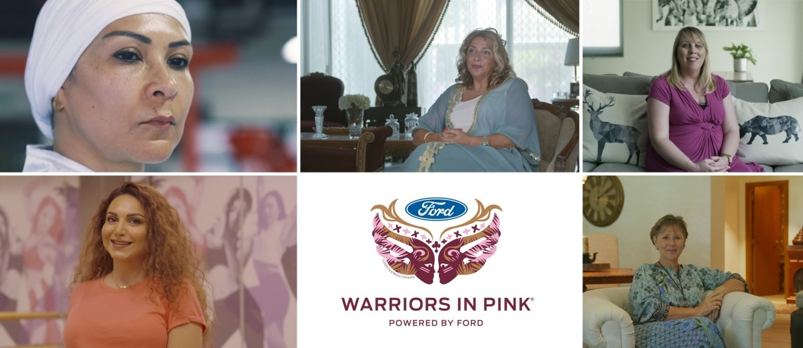 Warriors in Pink_Photo