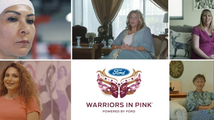 Warriors in Pink_Photo