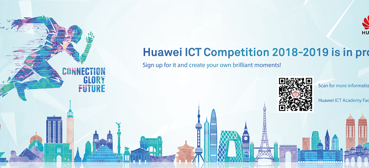 competition huawei ict