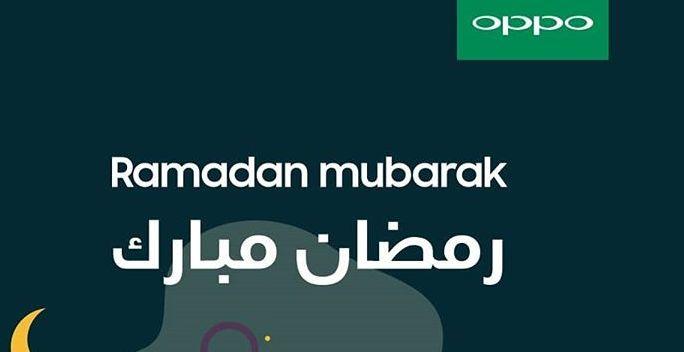 oppo ramadan