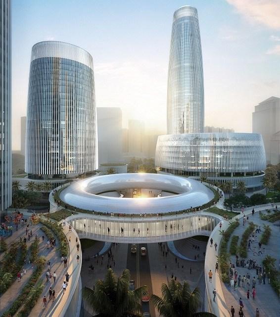 OPPO New Chang'an R&D Center (1)