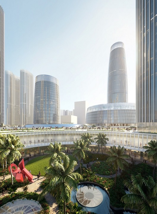 OPPO New Chang'an R&D Center (2)