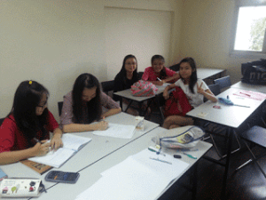 image: Elementary Math (emath) Group Tuition in Woodland. Students are from Choa Chu Kang, Yishun, Sembawang and Yew Tee