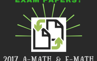 Exam Paper Exchange. Additional Math (A-Math) Elementary Math (E-Math), Sec 2 and Sec 1 Past Years School Exam Papers.