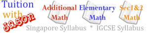 logo Math tuition singapore syllabus igces syllabus woodlands and johor bahru