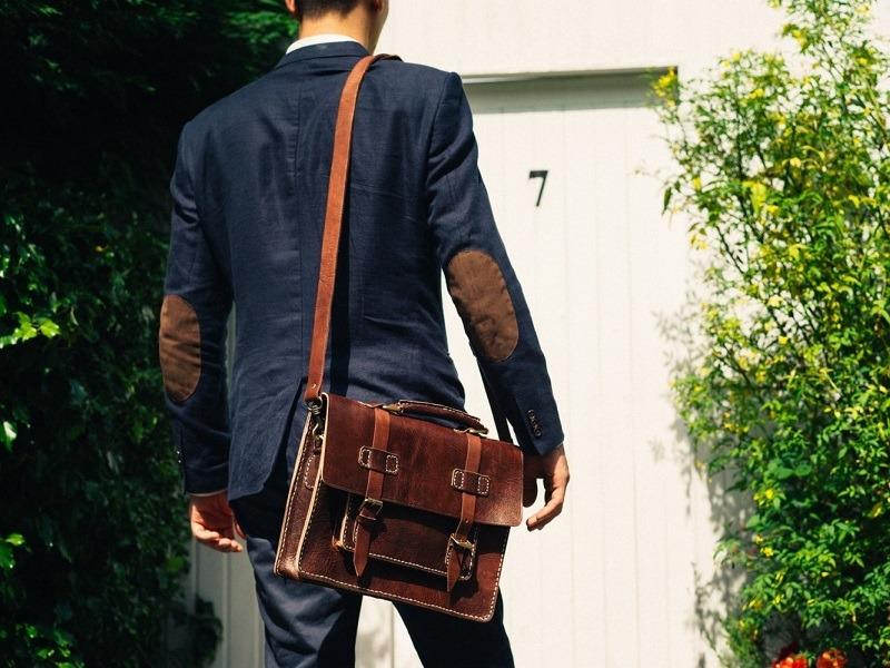 Túi xách công sở nam Messenger