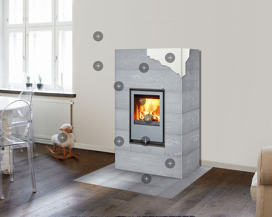 Benefits Of A Soapstone Fireplace Tulikivi