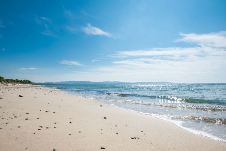 spiaggia sterpaia