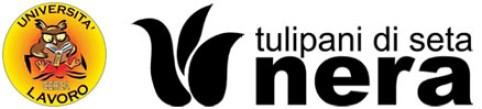 Tulipani di seta nera e associazione Università Cerca Lavoro