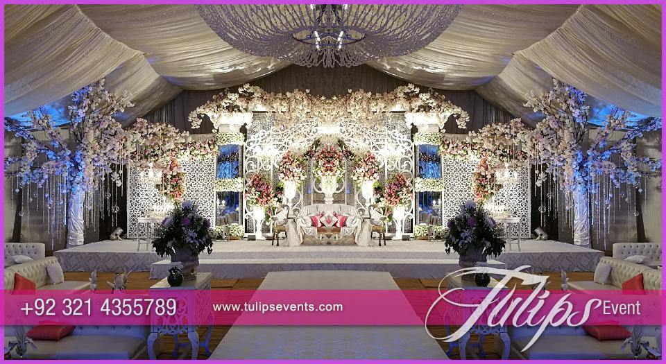 Wedding Theme Decor Styling Tulips Event Management