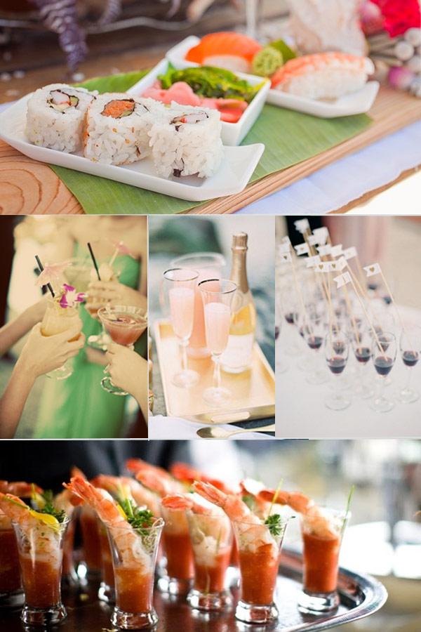Summer Wedding Table Decor Tulle Amp Chantilly Wedding Blog