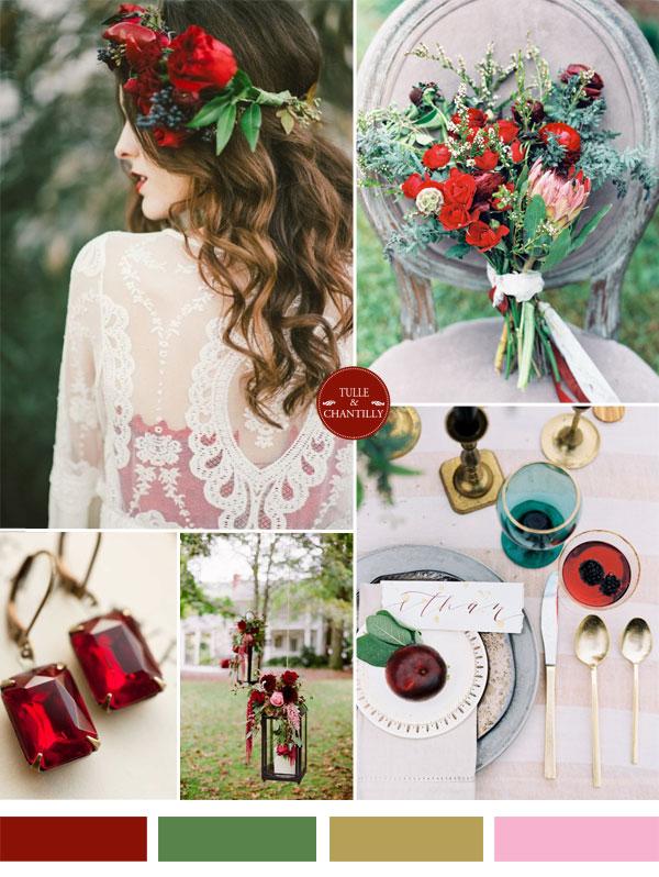 Ideas Jewel Tone Wedding Invitations Inspiration At Foxhall Resort Sporting Club Emerald Magenta