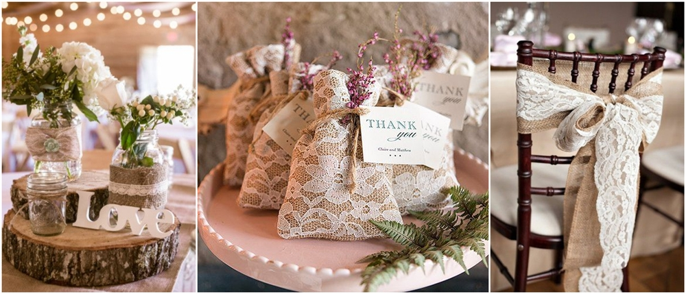 45 Chic Rustic Burlap   Lace Wedding Ideas and Inspiration   Tulle     45 Chic Rustic Burlap   Lace Wedding Ideas and Inspiration