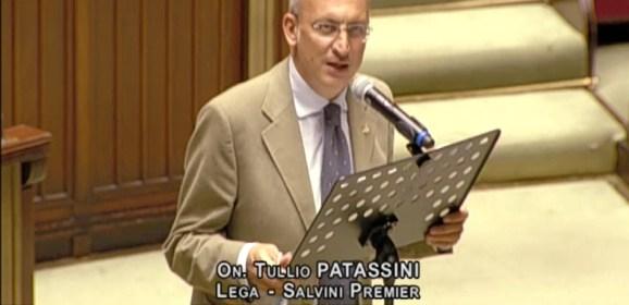 """PATASSINI (Lega): """"I TERREMOTATI DELLE MARCHE SONO UN POPOLO DIMENTICATO DAL GOVERNO"""""""