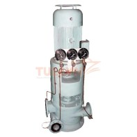CLN Type Marine Vertical Dual-stage Double-outlet Centrifugal Pump