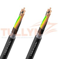 Festoonflex C-PUR-HF Screened Cable 0.6/1kv