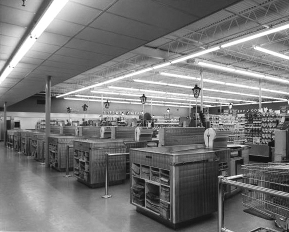 Image result for 1960's grocery store images