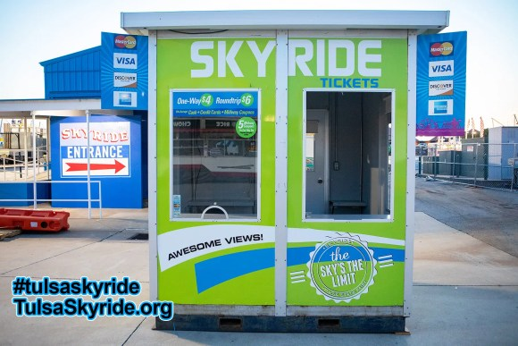 New skyride graphics were introduced for 2017.