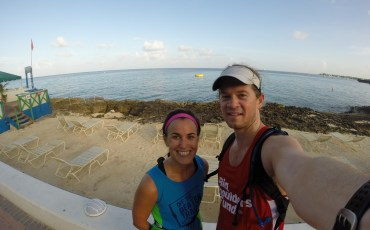 Chicago Marathon Training in the Cayman Islands