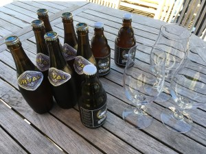 Orval and Bressene Beer