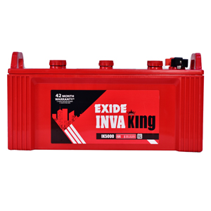 Exide InvaKing IK5000 150Ah Battery