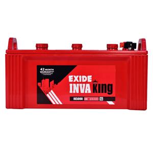 Exide InvaKing IK5000