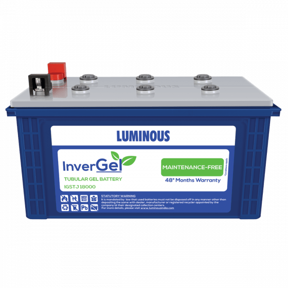 Luminous Gel 150Ah