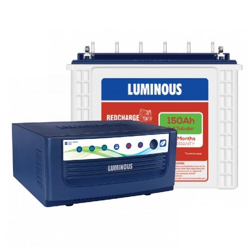 Luminous Eco Volt 1550 and Luminous RC18000