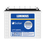 Luminous Solar Battery 200 Ah LPTT12200L