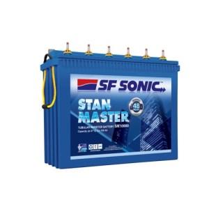 SF Sonic Stan Master 150 Ah Battery